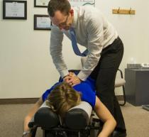Kinetic Chiropractic Adjustment